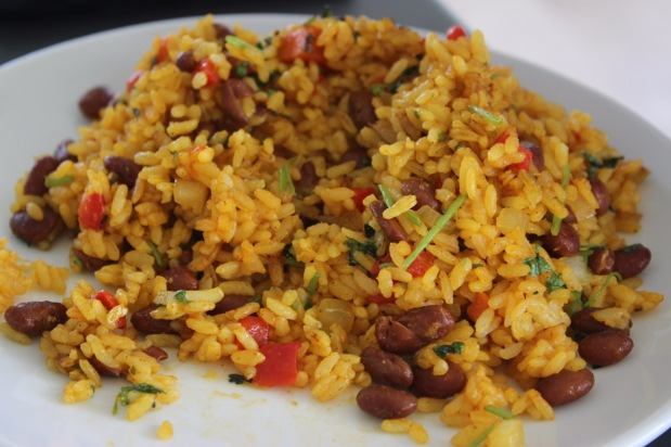 Arroz Mamposteao
